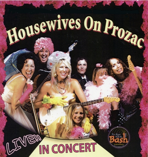 Joy Rose with Housewives On Prozac