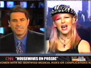 Joy Rose on CNN