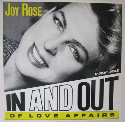 Joy Rose - Tribeca Records, 1984